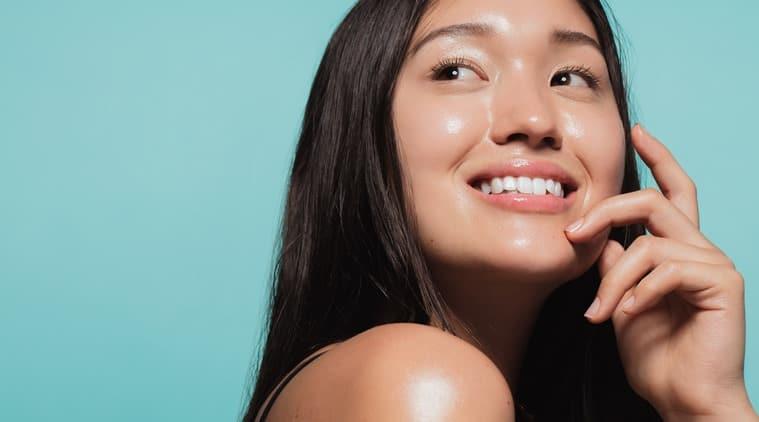glass skin,korean skincare, korean skincare routine, korean skincare chok chok, korean skincare glass skin, glowing skin, lifestyle, indian express