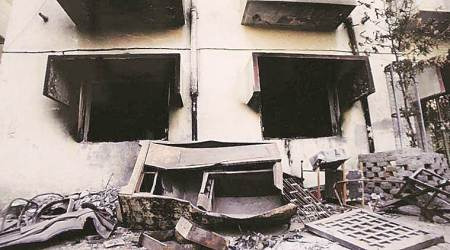 'Mistrust grew due to history of communal violence since 1714'