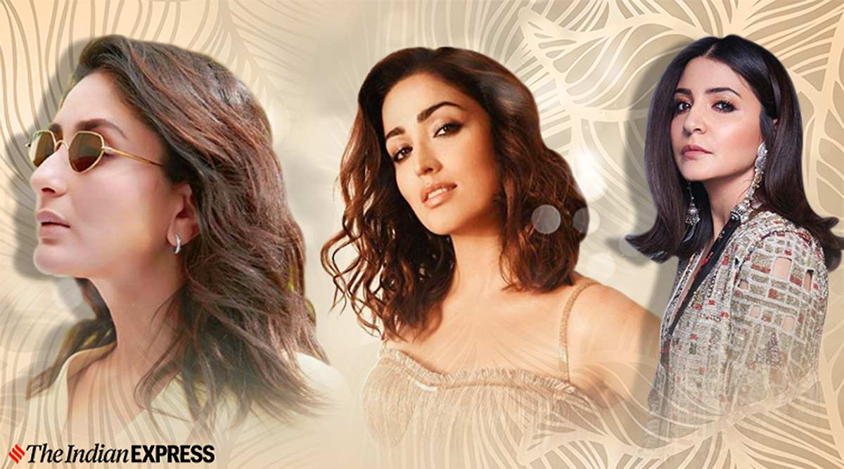 This Current Hair Trend In Bollywood Will Make You Want To Style Yours Right Now Lifestyle News The Indian Express