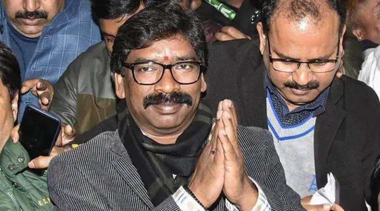 Jharkhand government, Jharkhand news, Hemant Soren, Hemant Soren cabinet, Hemant Soren cabinet expansion, Indian express