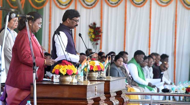 hemant soren jharkhand chief minister, Pathalgadi movement jharkhand, jharjhand jmm cabinet decisions