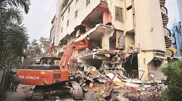 Madhya Pradesh honey trap case: Bungalow, 3 properties of accused editor razed