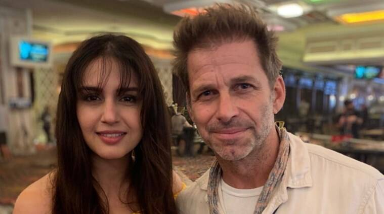 Working With Zack Snyder Was Natural Progression: Huma Qureshi