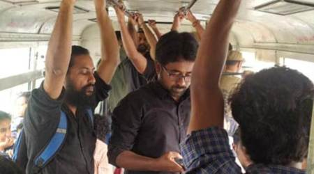 Hyderabad University students detained en route CAA protests