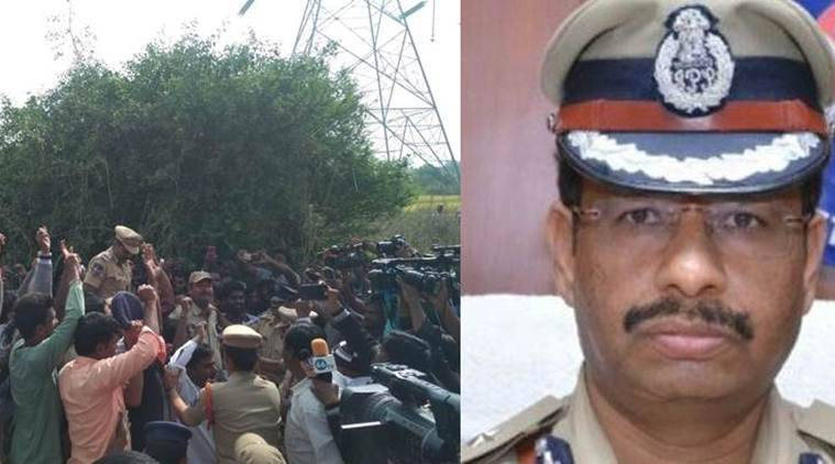 hyderabad rape, hyderabad rape accused killed in encounter, hyderabad rape accused dead, V C Sajjanar, who is V C Sajjanar, V C Sajjanar cases, V C Sajjanar encounter cases