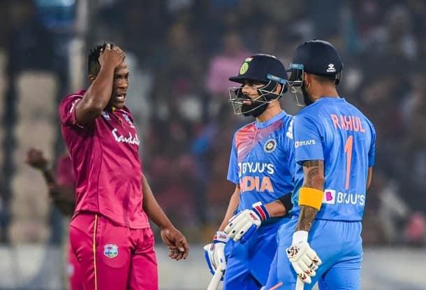 IND-WI T20 match