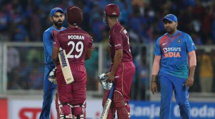 India face series-deciding challenge against West Indies