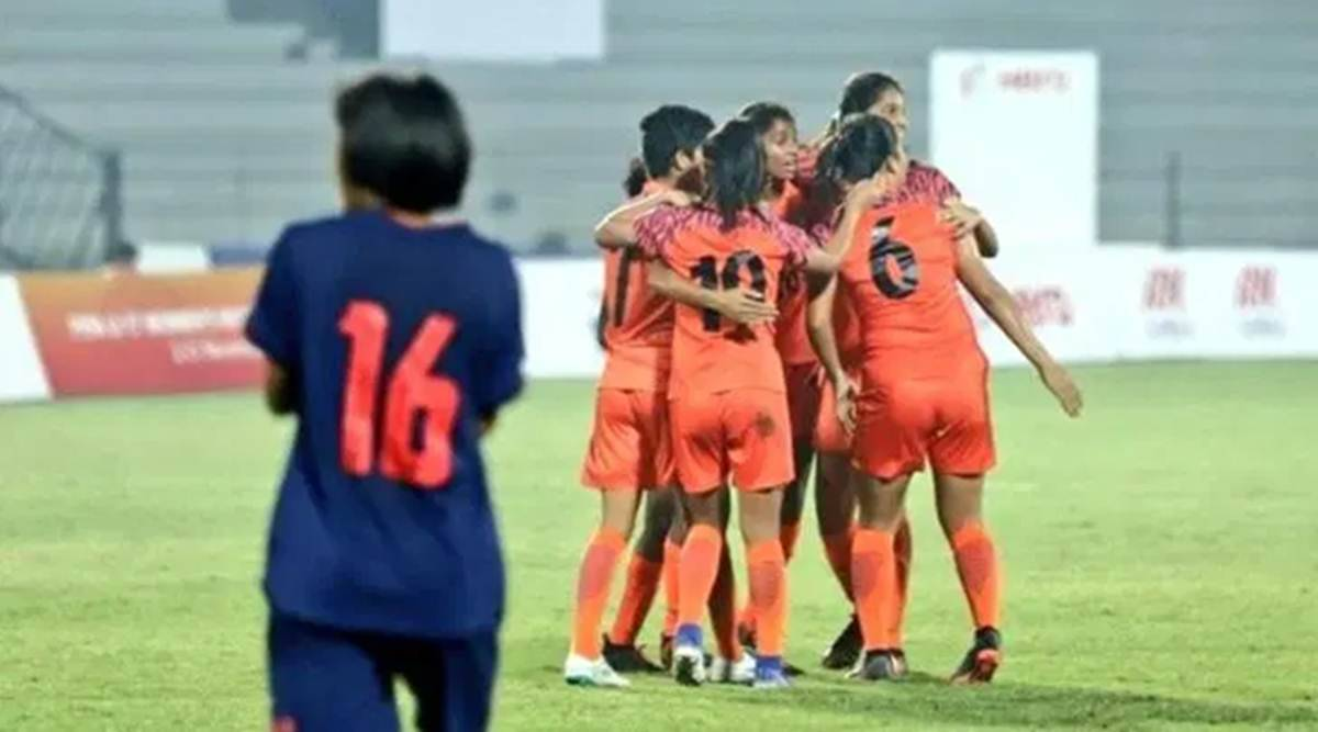 indian u17 women football, india u17 women football, india u17 football, thomas dennerby, india vs thailand, india thailand, indian football, football news