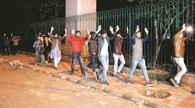 Jamia under siege, students are target