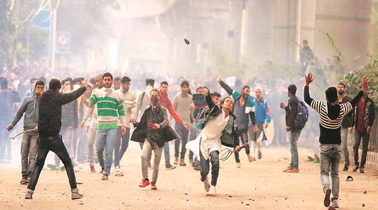 Jamia protests, jamia cab protests, jamia citizenship amendment bill protests, citizenship amendment bill, lockdown at Jamia millia islamia university, Jamia millia boycott exams, cab protests, delhi city news