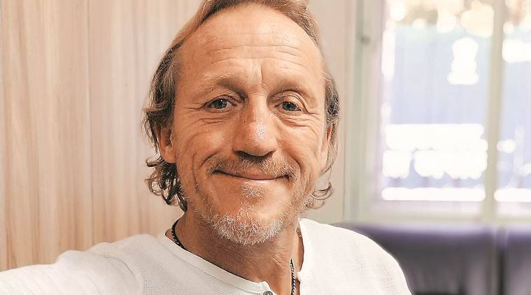I am as much of an activist as i am an actor jerome flynn