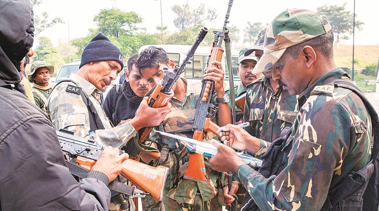 Six personnel killed in a week in Jharkhand