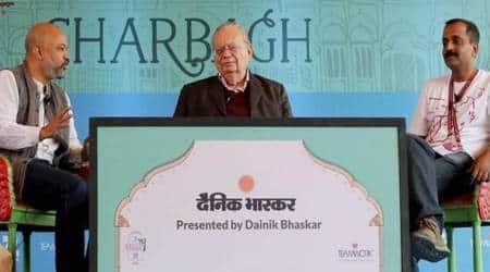 jaipur literary festival, jlf speakers, jaipur literary festival, jlf speaker 2020, jaipur literary festival 2020, indian express, indian express news