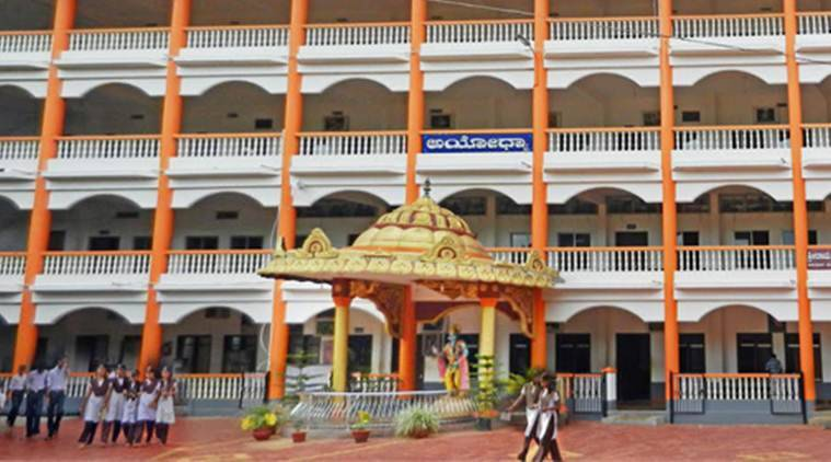 School behind Babri Masjid show caters to Sangh supporters, is run by RSS strongman