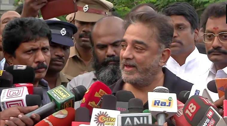 Citizenship Act protests LIVE updates: 'I'll keep voicing students' views,' says Kamal Haasan after meeting Madras University students