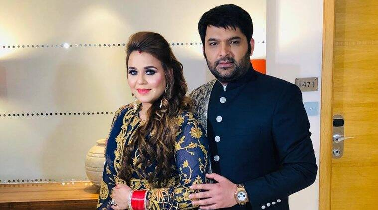 Kapil Sharma and Ginni Chatrath blessed with a baby girl