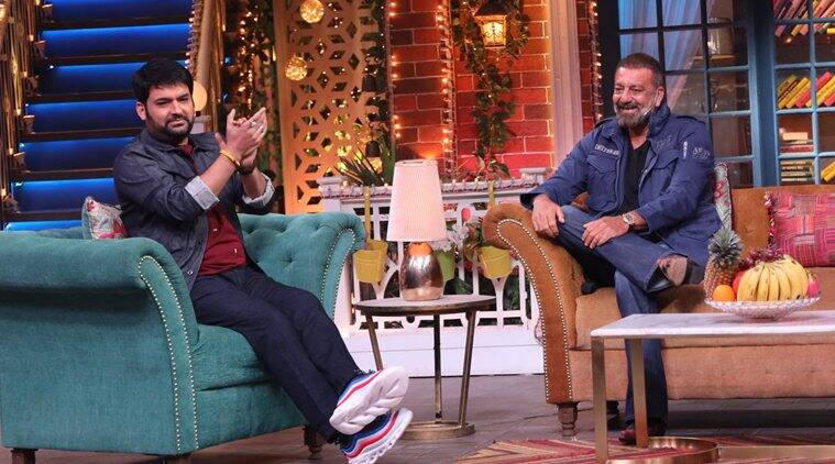 the kapil sharma show sanjay dutt