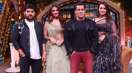 salman khan the kapil sharma show