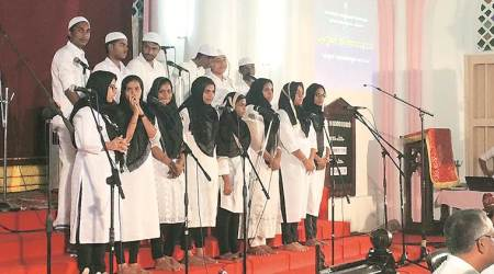 CAA protest: In show of solidarity, Kerala church choir performs wearing skull caps, headscarves