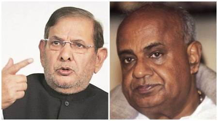 Loktantrik Janata Dal kerala, janata dal secular kerala, kerala jdu factions merge, Loktantrik Janata Dal janata dal secular merge, indian express news