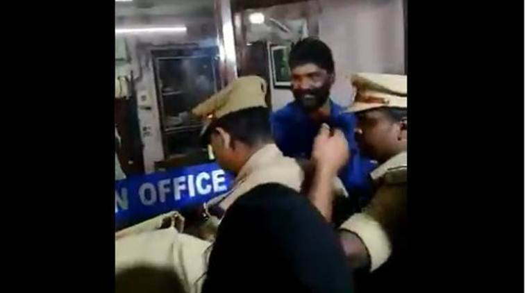 Thiruvananthapuram Press Club secretary arrested after female journalist lodges complaint of moral policing