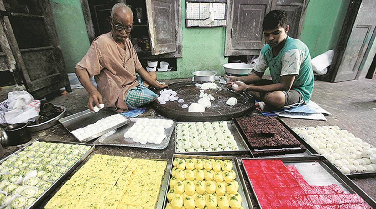 Demand drops in Ahmedabad: Dry fruit-based sweets score over khoya this festive season