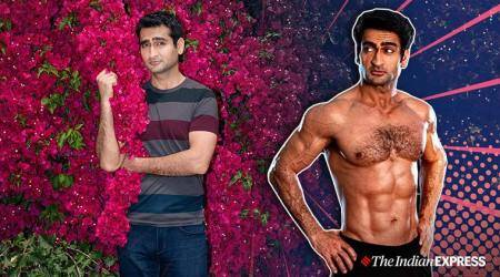Kumail Nanjiani, Twilight of the Schlubs, Kumail Nanjiani, body, muscles