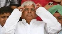 Complaint against Lalu Prasad by Bihar MLA who received his call