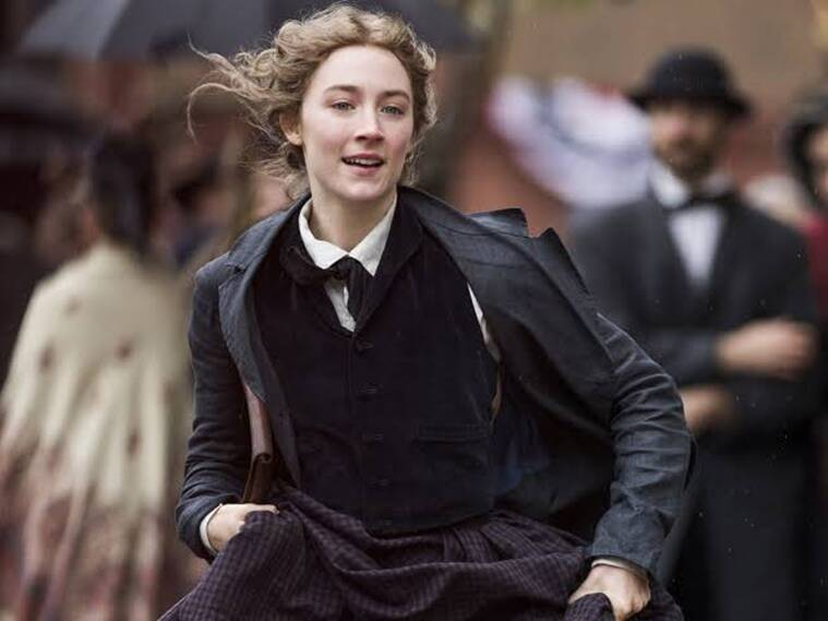 Saoirse Ronan little women