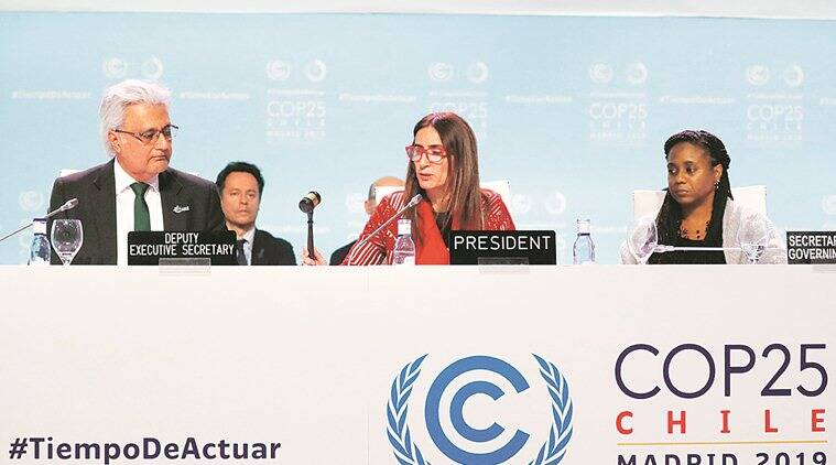 Longest UN climate talks end with no decision about key issue on agenda