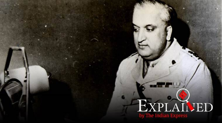 Accession Day, new holiday in Jammu and Kashmir, Jammu and Kashmir new public holiday list, what is jammu and kashmir Accession Day, jammu and kashmir accession to india, maharaja hari singh, the indian express, the indian express explained