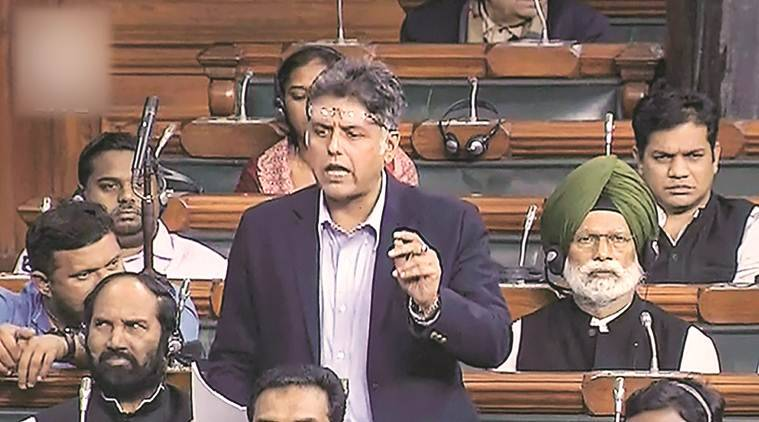 Congress MP Manish Tewari said the proposed law violates Article 14 that guarantees the right to equality, Article 15 that prohibits discrimination in laws based on religion, race, caste, sex, place of birth or any of them and Article 21 that guarantees the right to life and liberty.
