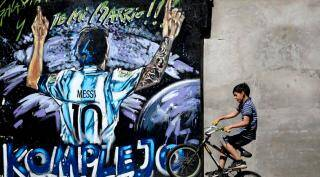 Lionel Messi's hometown Rosario offers emotional trip to his childhood