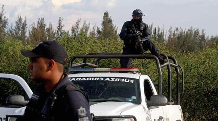 mexico gunfight, Mexico gunfight death, texas deaths, Mexico gunfight casualties, world news, indian express