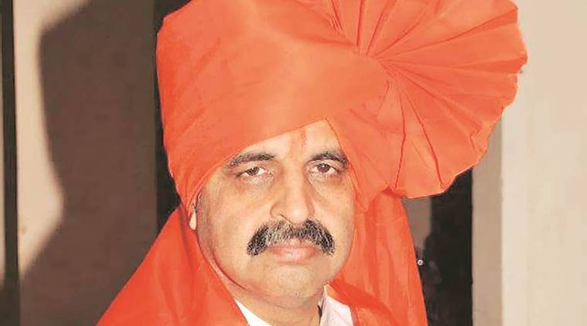 Kondhwa police station, Milind Ekbote, Sambhaji Brigade, Hindutva leader Milind Ekbote, Kondhwa mini-Pakistan, interim anticipatory bail, mini pakistan, pune news, indian express