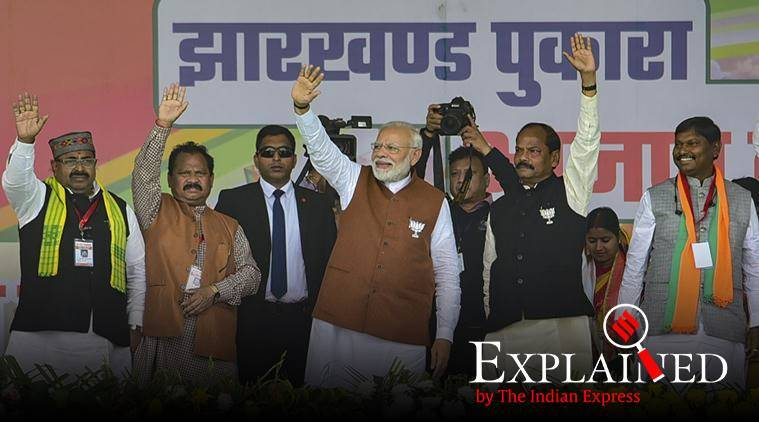 jharkhand election results, jharkhand results, jharkhand counting, why BJP lost jharkhand, jharkhand result lates news, indian express