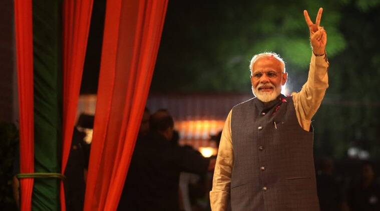 PM Modi's Lok Sabha victory message is India's 'Golden Tweet' of the year