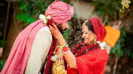 mona singh wedding photos