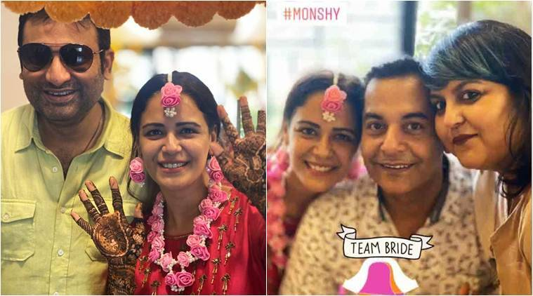 Mona Singh to tie the knot this week? Heres what we know