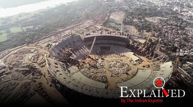 With 1,10,000 seats, Motera set to become largest cricket stadium in world