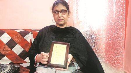 'Returning my award is a form of protest...which is my democratic right'