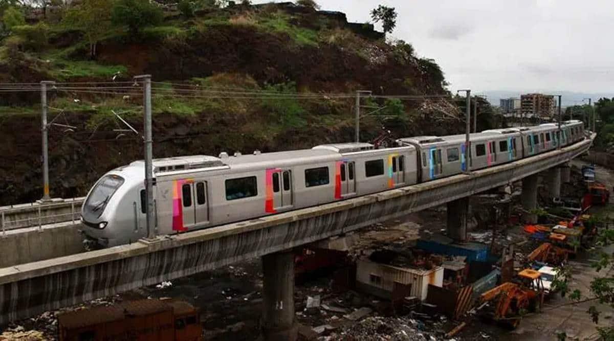 Mumbai Metro to restart passenger operations from October 19 after Maharashtra govt nod - The Indian Express