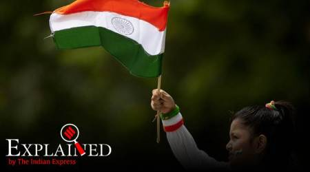 Indian national anthem, Jana gana mana, national anthem written by Tagore, importance of India's national anthem, jana gana mana full song, jana gana mana lyrics, indian express