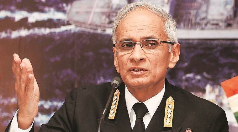 China ship was in Andaman waters, its presence on rise in region: Navy Chief