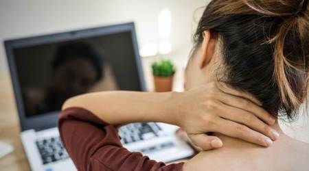 neck pain, shoulder pain, muscle pain, indian express, indian express news