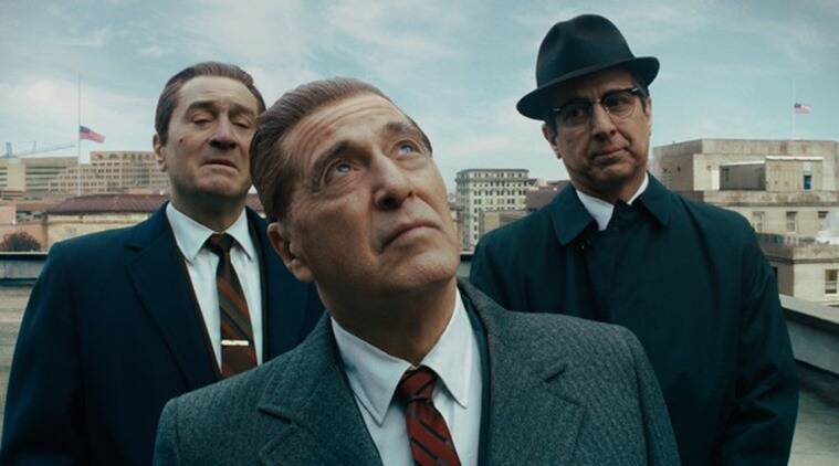 Netflix says more than 26 million people watched The Irishman in seven days