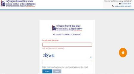 NIOS, NIOS result, nios.ac.in, nios 10th result, nios 12th result, National Institute of Open Schooling, board exams 2020, education news