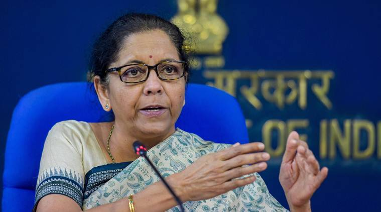 nirmala sitharaman, finance minister, parliament winter session, parliament winter session 2019, parliament live, parliament session, parliament session 2019, parliament session today, parliament session live, parliament session live news, parliament session live, parliament session live today, parliament winter session today live, indian express