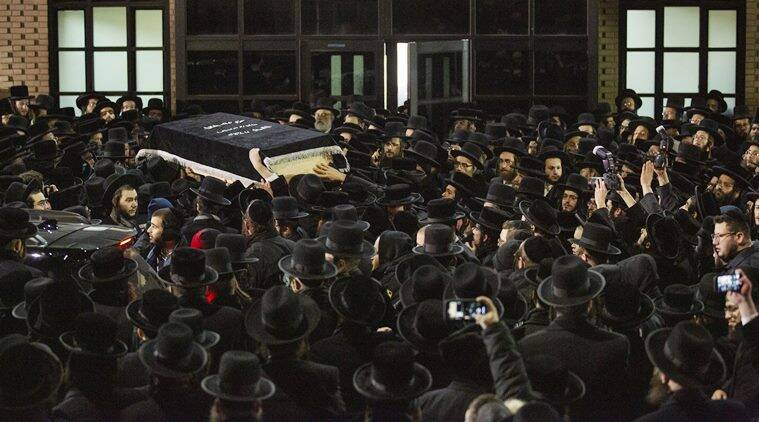 new jersey shooting, Hasidic Jewish families, JC Kosher Supermarket, world news, indian express