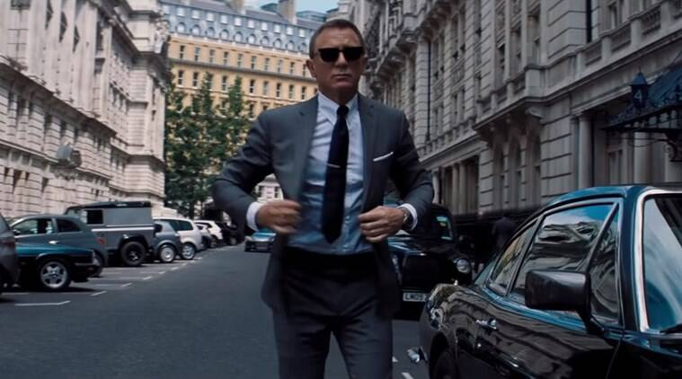 James Bond Suits Up in 'No Time to Die' Teaser